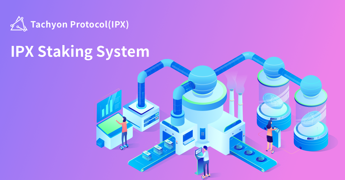 IPX Staking