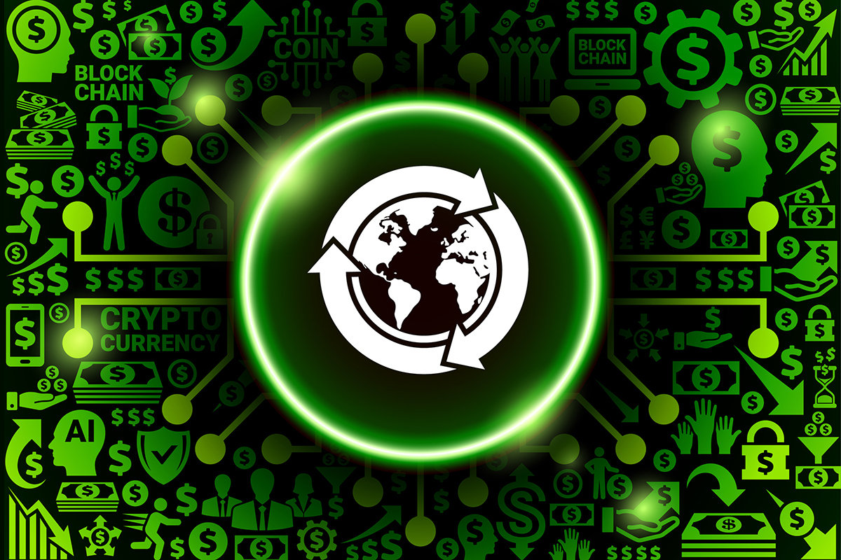 Green Chain crypto